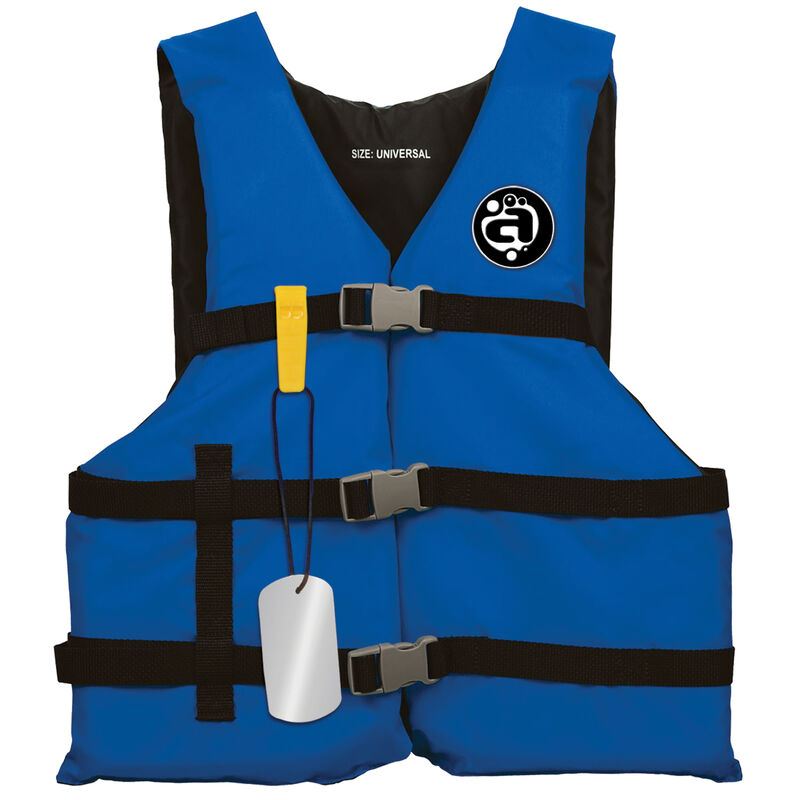Airhead Stand-Up Paddleboard Deluxe Coast Guard Kit image number 2