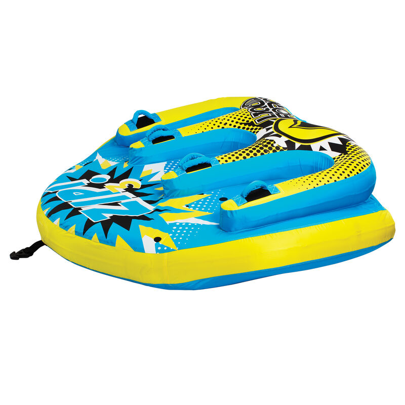 Liquid Force Zip 3-Person Towable Tube image number 1
