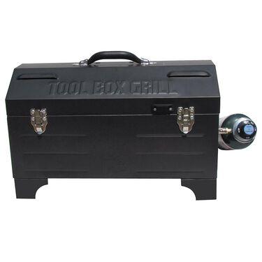 Toolbox Keg-a-Que Gas Grill
