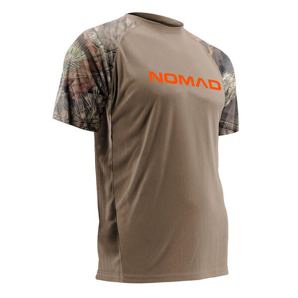 Nomad Men's Short-Sleeve Raglan Tee
