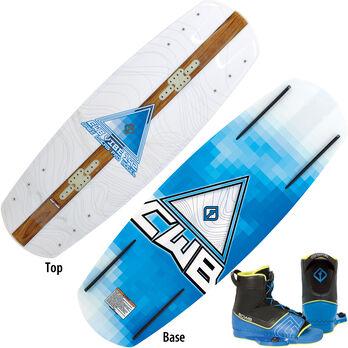 CWB Vibe Wakeboard With Venza Bindings