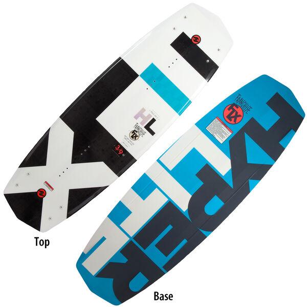 Hyperlite Franchise FLX 128 Wakeboard, Blank