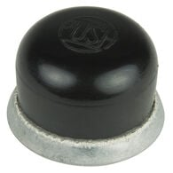 BEP Black Snap-On Rubber Push Button Cover