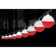 Fishing Bobber String Lights, 8.5', 10 Mini Lights