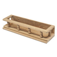 SeaForce Teak Small Spice Rack