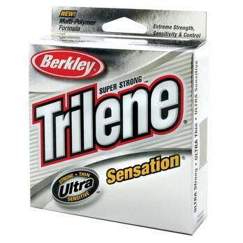 Berkley Trilene Sensation Monofilament Line Clear 330 Yds. 4-lb.