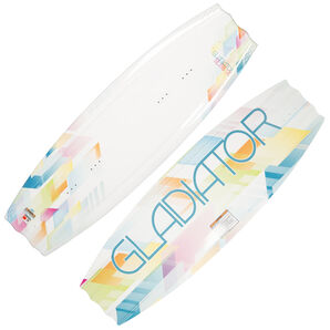Gladiator Bliss Wakeboard, Blank