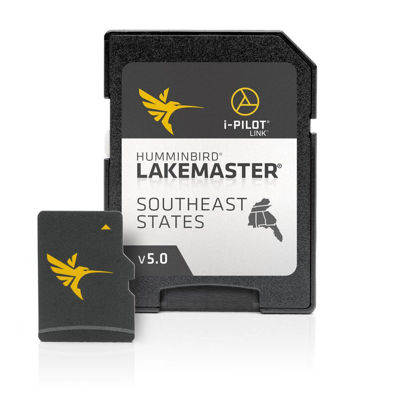Humminbird LakeMaster Southeast States V5 image number 1