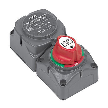 BEP Dual VSR Battery Selector Switch