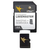 Humminbird LakeMaster Chart MicroSD/SD Card, Dakotas/Nebraska