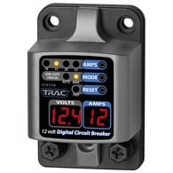 TRAC Digital Circuit Breaker With LED Display