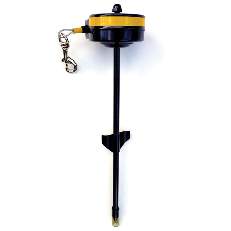 Retractable Cable Tie Out Stake - Small image number 1