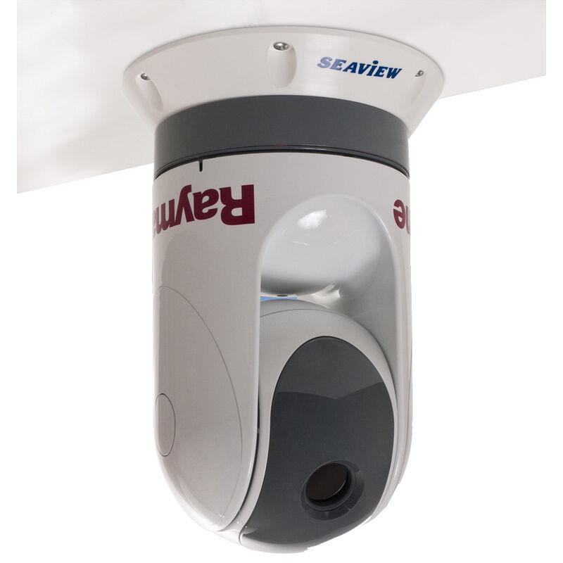 "Seaview 1.5"" Top-Down Riser - for FLIR M-Series & Raymarine T-Series Cameras image number 1"