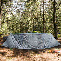 Overland Vehicle Systems Nomadic 180 Awning Side Wall, Dark Gray