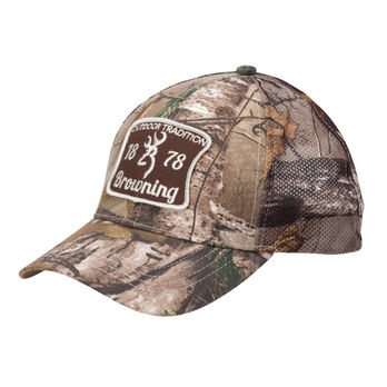 Browning Men's Outdoor Tradition Cap