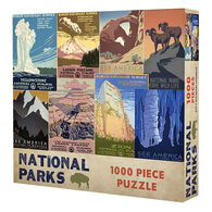 National Parks 1,000-Pc. Jigsaw Puzzle