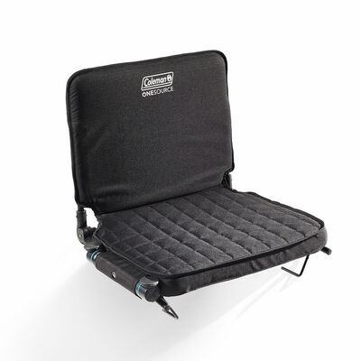 Coleman OneSource Heated Stadium Seat & Rechargeable Battery