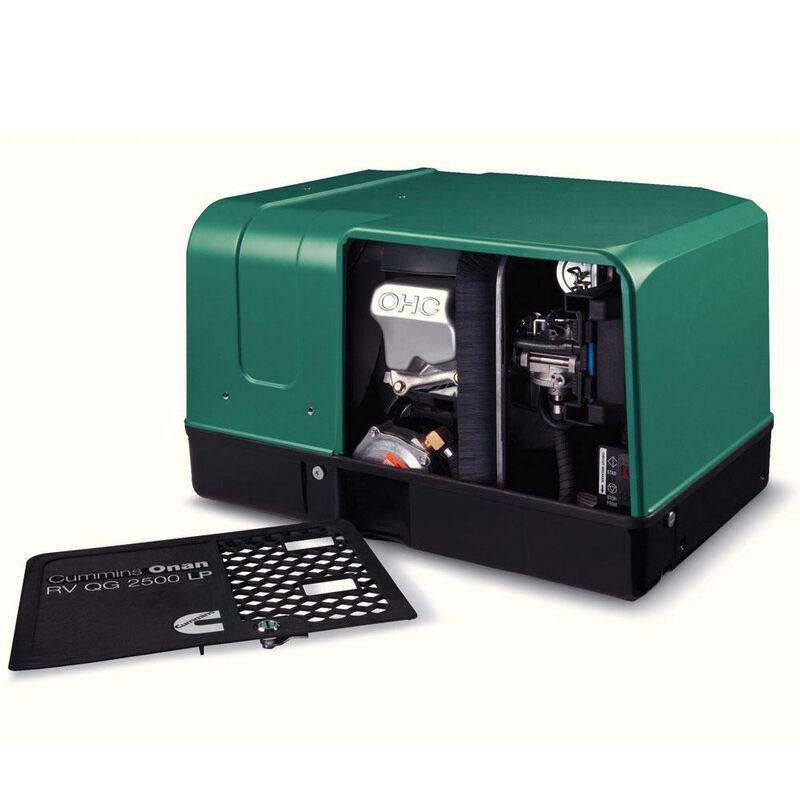 Onan QG 2500 LP Generator image number 3