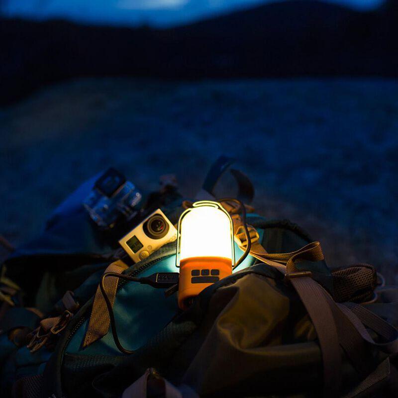 BioLite NanoGrid PowerLight LED Light and USB Charger Bundle image number 12