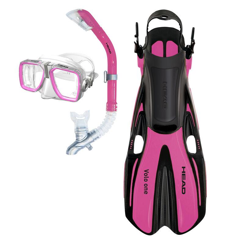 Head Tarpon Mask/Snorkel/Fin Set image number 1