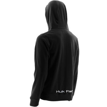 Huk Men's Trophy Performance Full-Zip Hoodie