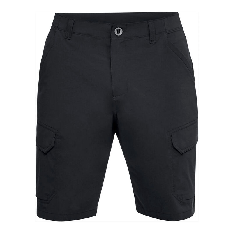Under Armour Men's Fish Hunter Cargo Shorts image number 4