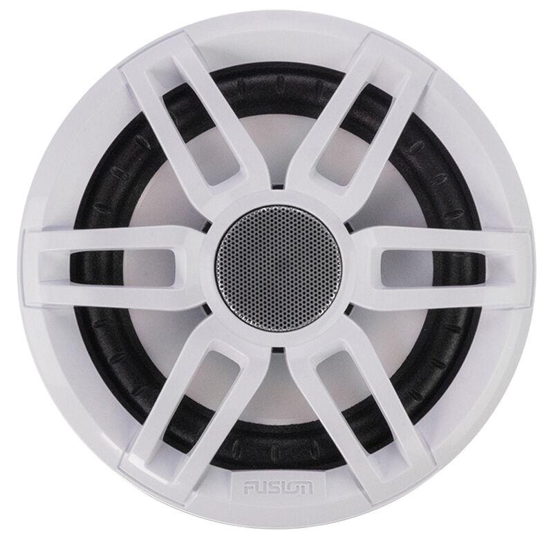"FUSION XS-FL65SPGW XS Series 6.5"" 200 Watt Sports Marine Speakers - Grey & White Grill Options image number 2"