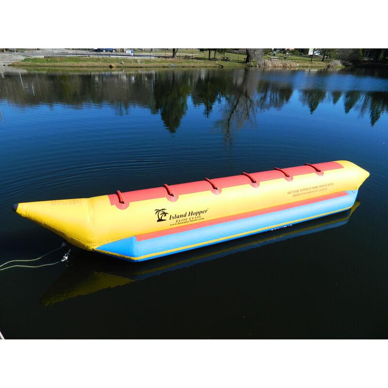 Island Hopper 6-Person Towable Banana Boat image number 2