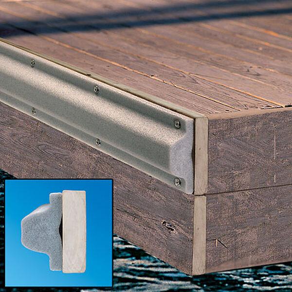 Dock Edge Boat Shield