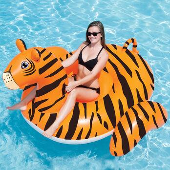 Swimline Giant Tiger Ride-On Float