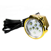 Race Sport CREE LED Underwater Drain Plug Light, Green