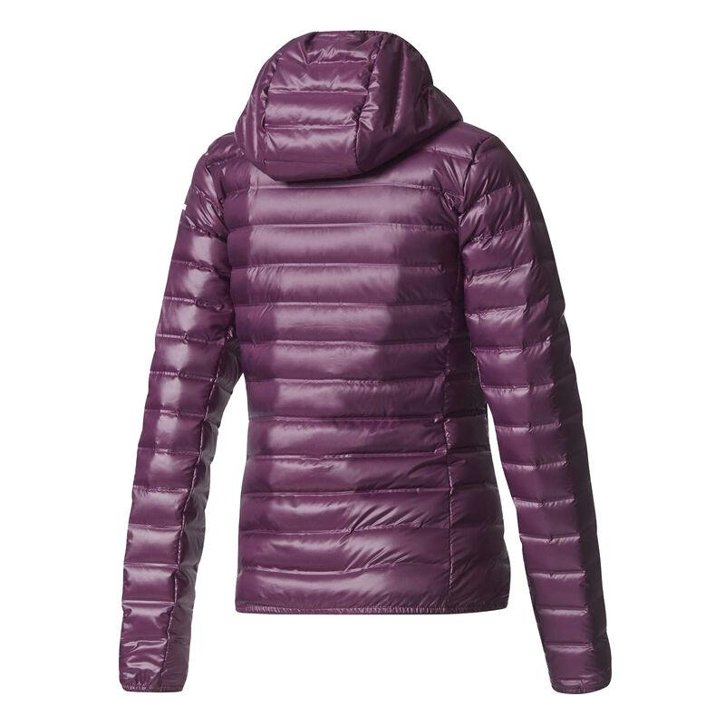Adidas Women's Terrex Lite Down Hooded Jacket image number 6