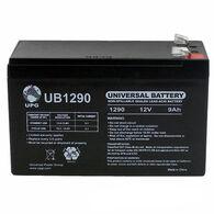 Universal Power Group 12-Volt 9AMP Lead Battery