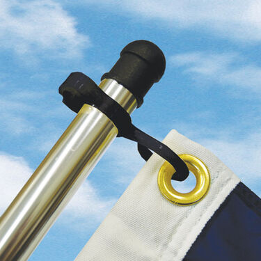 "Charlevoix Flag Clip fits 3/4"" Pole"