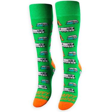 FREAKer Happy Camper Socks