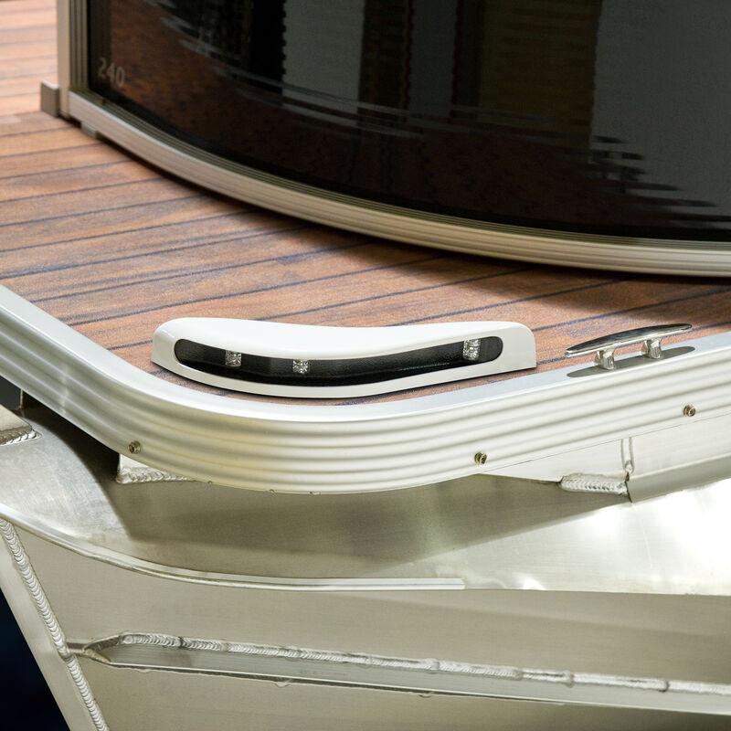 Toonmate Pontoon LED Docking Light Module Set, White Finish image number 3