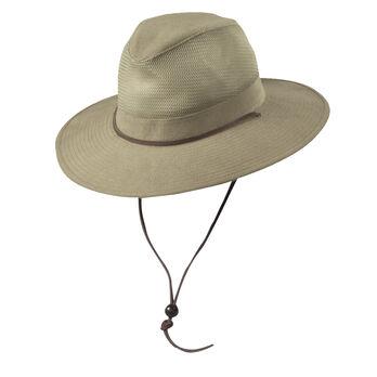 Dorfman Pacific Men's Safari Weather Cotton Cord Hat