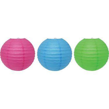 PIC Citronella Lanterns, 3-pack