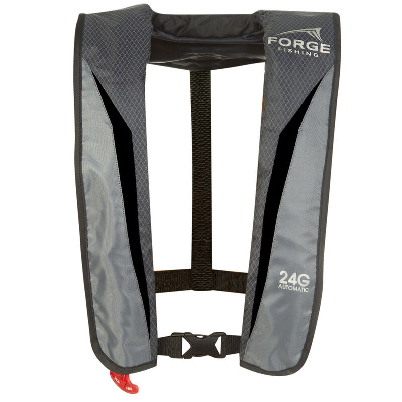Forge Fishing 6F Automatic Inflatable PFD image number 1