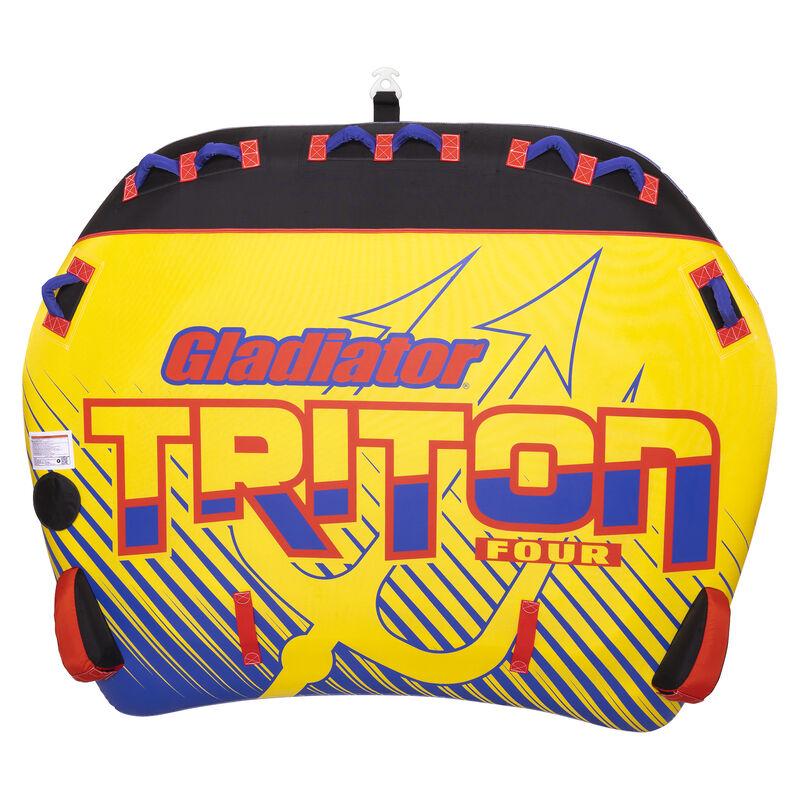 Gladiator Triton 4-Person Towable Tube image number 1