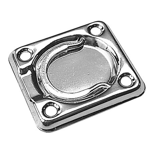 Surface-Mount Lift Ring, Stainless Steel