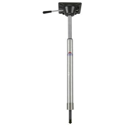 "Springfield KingPin Power-Rise Adjustable Pedestal w/Standard Post, 22.5""-29.5"""