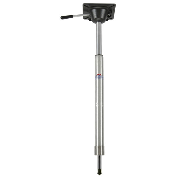 "Springfield KingPin Power-Rise Adjustable Pedestal w/Standard Post, 22.5""-29.5"""
