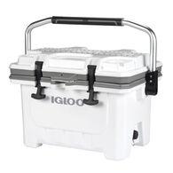 Igloo IMX 24-Qt. Cooler, White