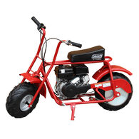 Coleman Powersports CT100U Mini Bike, Red