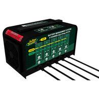 Deltran Battery Tender 5-Bank 6V/12V, 4A Selectable Battery Charger