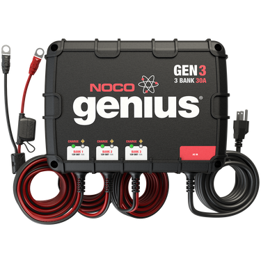 NOCO GEN3 3-Bank On-Board Battery Charger