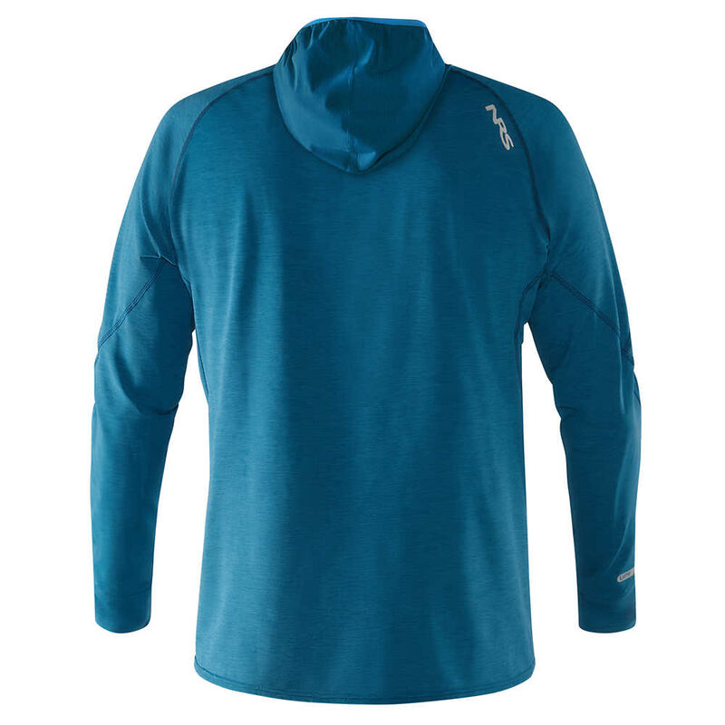 NRS Men's H2Core Silkweight Pullover Hoodie image number 3