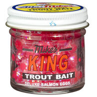 Mike's King Glitter Egg, Pink