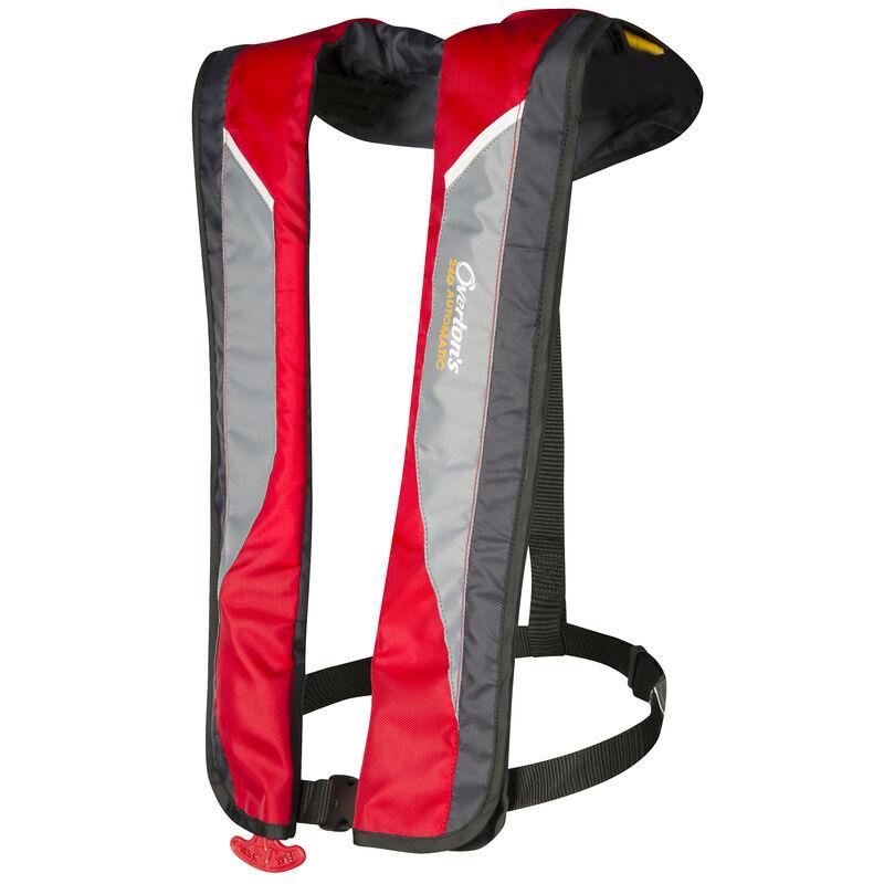 Overton's 24-Gram Slimline Elite Automatic Inflatable Life Jacket image number 2